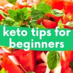 keto tips for beginners featured image.