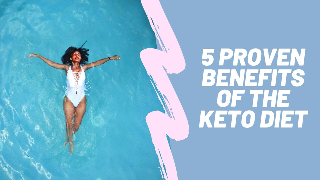 Benefits of keto introductory image.